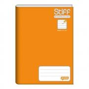 Caderno Brochura Pequeno Quadriculado 1x1 96 Folhas Jandaia