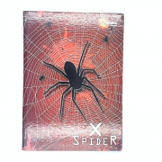 Caderno Brochura X Spider  96 Folhas Máxima