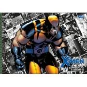 Caderno De Desenho Espiral X-Men 96 Folhas Jandaia