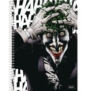 Caderno Espiral Universitário Batman Teen 96 Folhas Foroni