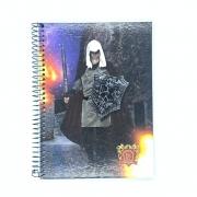 Caderno Espiral Universitário Legendary 96 Folhas Máxima