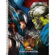 Caderno Espiral Universitário Thor 80 Folhas Tilibra