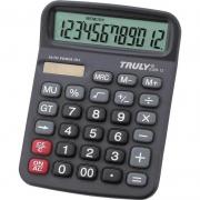 Calculadora De Mesa 12 Dígitos 836B-12 Truly