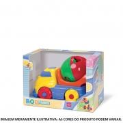Caminhão Bob Cubinhos 532 Orange Toys