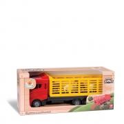 Caminhão Cowboy Truck 0415 Orange Toysc
