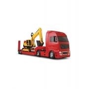 Caminhão Diamon Truck Escavadeira 1327 Roma