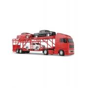 Caminhão Diamond Truck Cegonheira E Pick-Up 1329 Roma