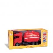 Caminhão Fire Tank 410 Orange Toys