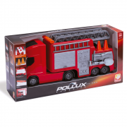Caminhão Pollux Bombeiro 6720 Silmar