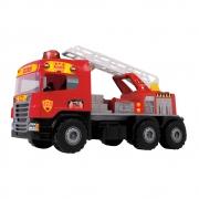 Caminhao Super Bombeiro 5056C Magic Toys
