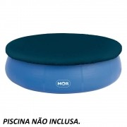 Capa De Piscina Inflável 4600 Litros 1421 Mor