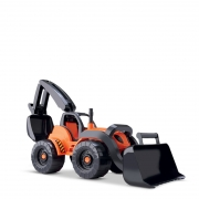 Carregadeira Big Construction 513 Orange Toys