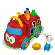 Carrinho Baby Land Dino Bomberinho 3027 Cardoso