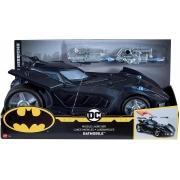 Carrinho Batman Lançador De Míssil 30cm FVM60 Mattel