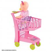 Carrinho De Compras Market Rosa 871 Magic Toys