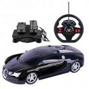 Carrinho De Controle Racing Control Midnight BR1147 Multilaser