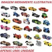 Carrinho Hot Wheels Básico Unitário Sortido Mattel