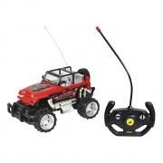 Carro De Controle Remoto Jipe Sem Fio DMT5059 Dm Toys