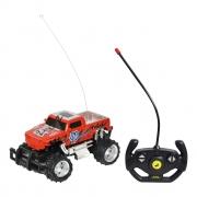 Carro De Controle Remoto Pick Up Sem Fio DMT5058 Dm Toys