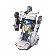 Carro Robô Robot Warriors ZP00676 Zoop Toys