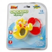 Chocalho E Mordedor Peixinho ZP00149 Zoop Toys