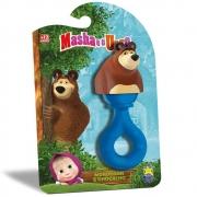 Chocalho Urso Masha E O Urso 8122 Diver Toys