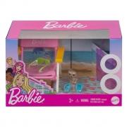 Conjunto Barbie Real Moveis E Acessórios GRG56 Mattel