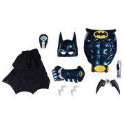 Conjunto Fantasia E Acessórios Batman 9474 Baby Brink