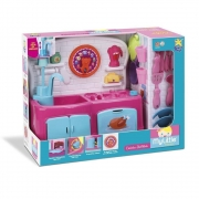 Cozinha Divertida My Little Collection 8055 Diver Toys