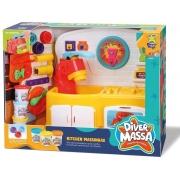 Cozinha Kitchen Massinhas 8124 Diver Toys