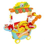 Creative Fun Food Truck Pizzaria BR1106 Multilaser
