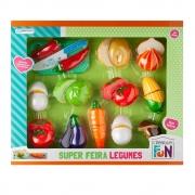 Creative Fun Super Feira Legumes Br1110