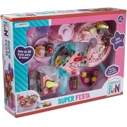 Creative Fun Super Festa Com Velcro BR640 Multilaser