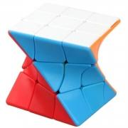 Cubo Mágico Cubotec Torcido Colorido 290-3 Braskit