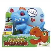 Dino Junior Megasaur Interativo Fala Luz E Sons T-Rex Fun