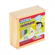 Escala Cuisenaire 68 Peças 108510 Carlu