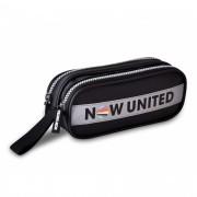 Estojo 2 Divisórias Oficial Now United NU3259 Clio