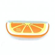 Estojo Fruit Lovers Laranja Canoa 415843-0 Foroni