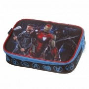 Estojo Soft Luxo Avengers Marvel 11628 Dmw