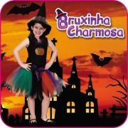 Fantasia Bruxinha Charmosa G 5273 Sid-nyl