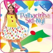Fantasia Palhacinha P Sidnyl