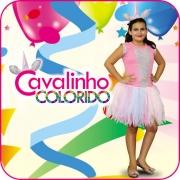 Fantasia Vestido Cavalinho Colorido G 5683 Sid-nyl