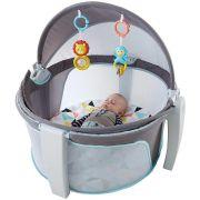Fisher Price Cabaninha e Berço Portátil Tipo Moisés Do Bebê FFG89 Mattel