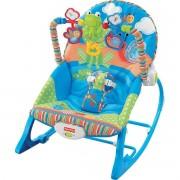 Fisher Price Cadeira de Balanço Minha Infância Sapinho Mattel