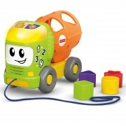 Fisher Price Caminhão Figuras E Aprendizagem GFJ45 Mattel