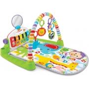 Fisher Price Ginásio Pianinho Deluxe FWT22 Mattel