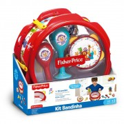 Fisher Price Kit Bandinha F00009 Fun