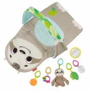 Fisher Price Tapetinho Sensorial Bicho Preguiça GNB52 Mattel