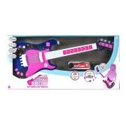 Guitarra Eletrônica O Primeiro Grande Show Feminina Unik