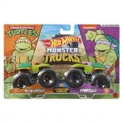 Hot Wheels Monster Truck Com 2 1:64 FYJ64 Mattel